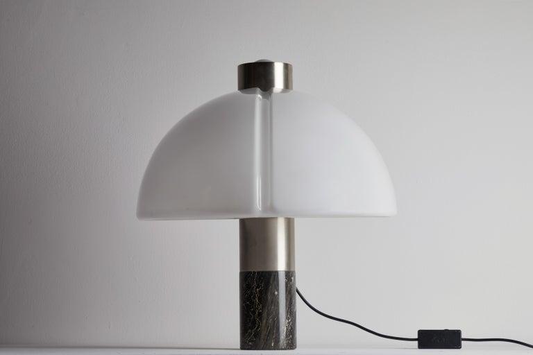 Rare Table Lamp by Sergio Mazza and Giuliana Gramigna for Quattrifolio Design For Sale 3