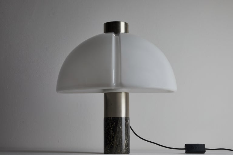 Rare Table Lamp by Sergio Mazza and Giuliana Gramigna for Quattrifolio Design For Sale 5