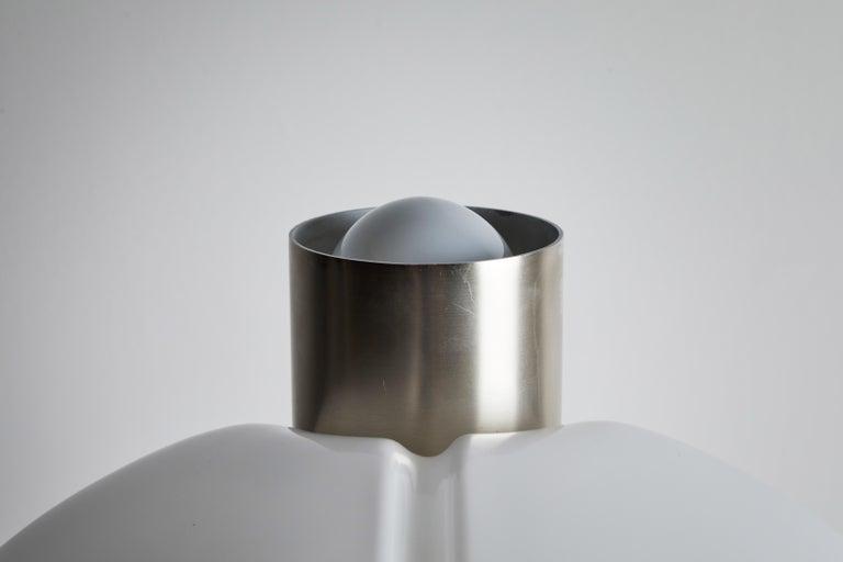Rare Table Lamp by Sergio Mazza and Giuliana Gramigna for Quattrifolio Design For Sale 6