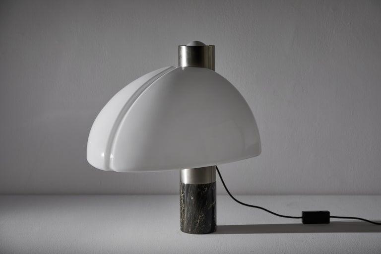 Rare Table Lamp by Sergio Mazza and Giuliana Gramigna for Quattrifolio Design For Sale 8