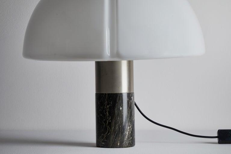 Rare Table Lamp by Sergio Mazza and Giuliana Gramigna for Quattrifolio Design For Sale 10