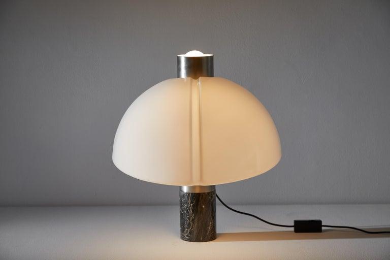 Late 20th Century Rare Table Lamp by Sergio Mazza and Giuliana Gramigna for Quattrifolio Design For Sale