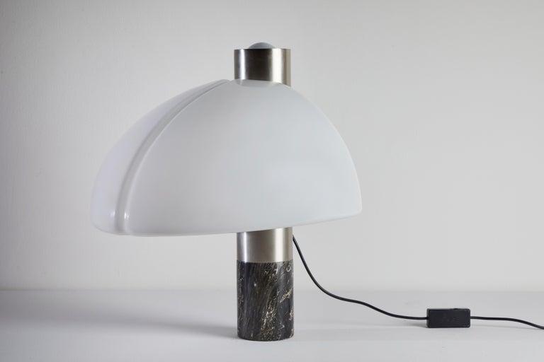 Rare Table Lamp by Sergio Mazza and Giuliana Gramigna for Quattrifolio Design For Sale 2