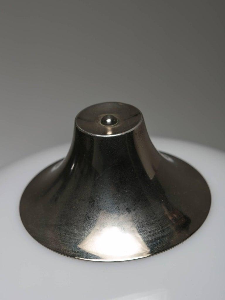 Mid-Century Modern Rare Table Lamp by Stilnovo For Sale
