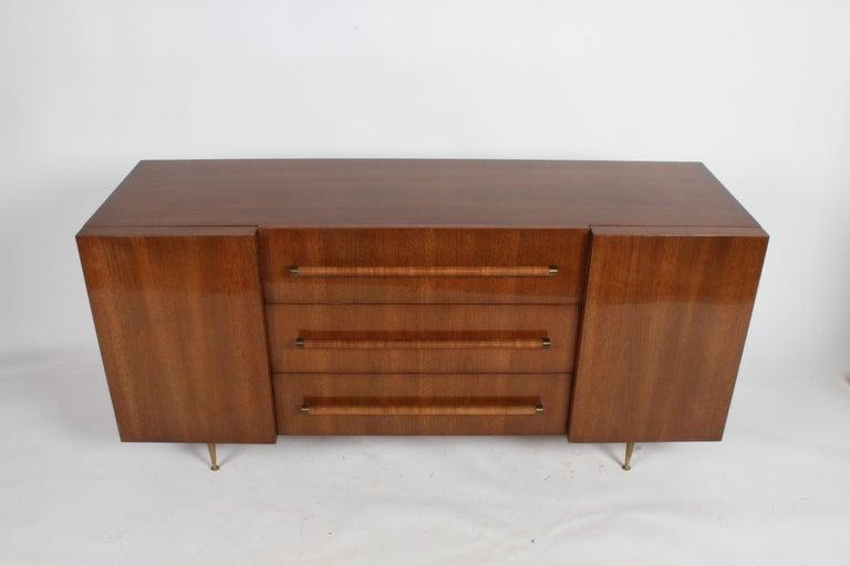 American Rare T.H. Robsjohn-Gibbings for Widdicomb Sideboard For Sale