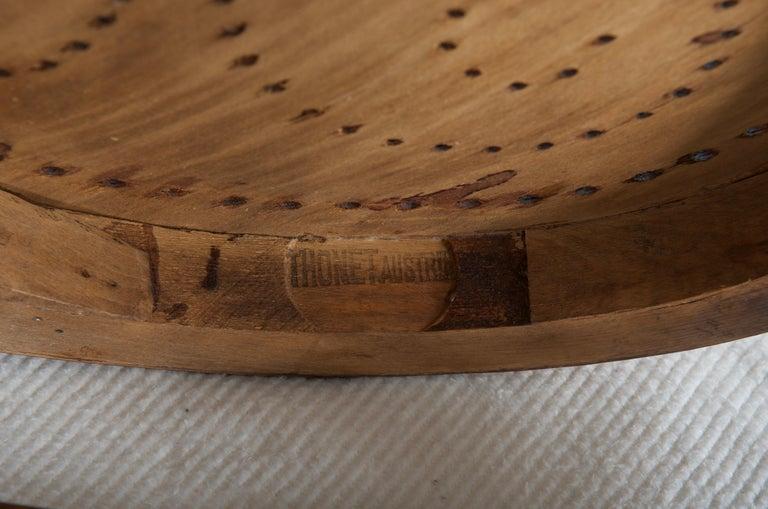Rare Thonet Armchair Desk Chair Nr. 1 For Sale 7