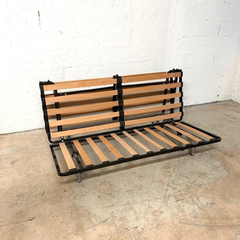Rare Togo Sleeper Sofa or Futon by Michael Ducaroy for Ligne Roset For Sale 6