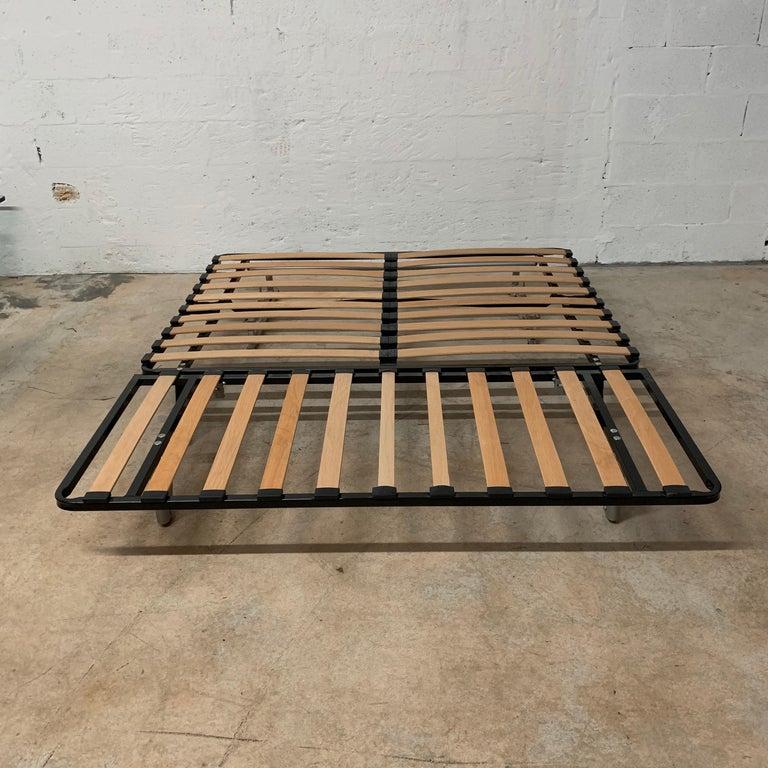 Rare Togo Sleeper Sofa or Futon by Michael Ducaroy for Ligne Roset For Sale 7