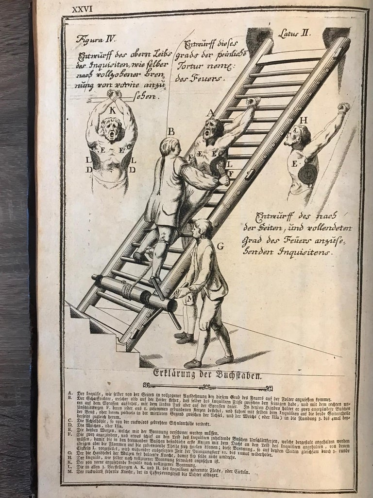 Rare Torture and Law Book, Constitutio Criminalis Theresiana, 1769 For Sale 6