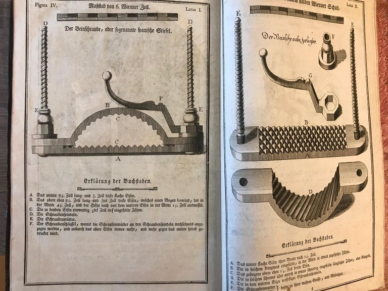Rare Torture and Law Book, Constitutio Criminalis Theresiana, 1769 For Sale 2