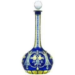 Rare Val St. Lambert Art Deco Decanter