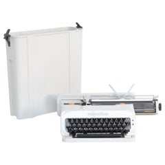 Rare Valentine Typewriter by Ettore Sottsass for Olivetti
