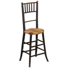 Rare Victorian Children's Astley Cooper Deportment Surgeons / Posture Chair
