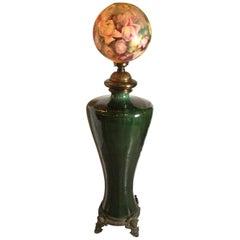 Rare Victorian Era Banquet Floor Lamp