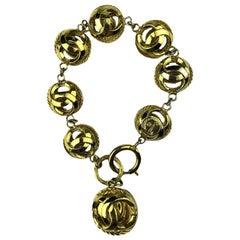 Rare Vintage Chanel Bracelet