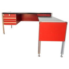 Rare Vintage Writing Desk for NOBØ, Norway
