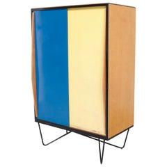 Rare Wardrobe Cabinet by Willy Van Der Meeren