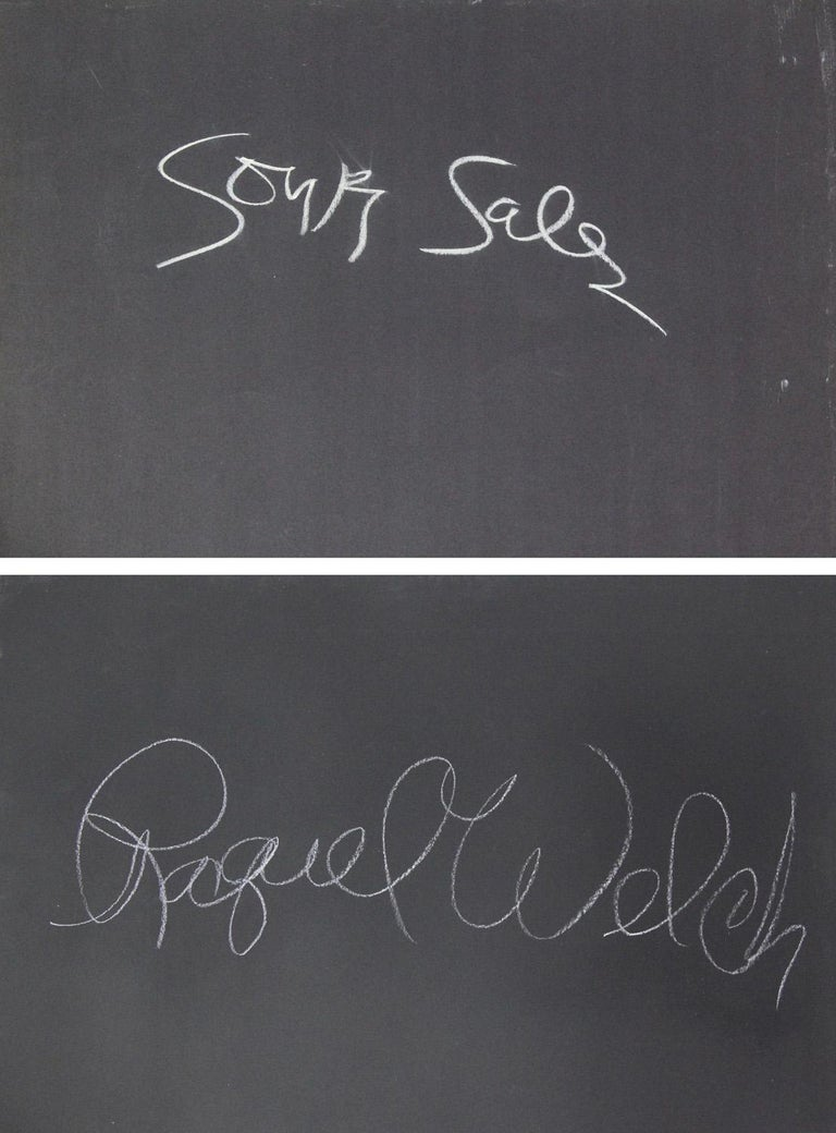 20th Century Rare Whats My Line Mystery Guests Autographs Including Steve McQueen For Sale