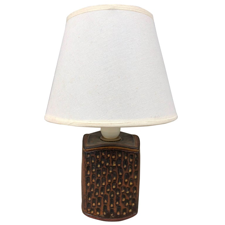 Rare Wilhelm Kage Farsta Table Lamp For Sale