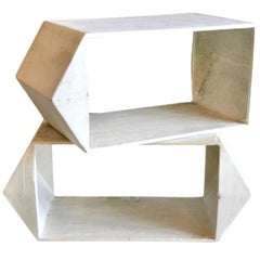 Rare Willy Guhl Sculptural Shelves