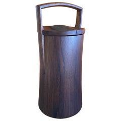 Rare Woods Palisander Rosewood Ice Bucket by Jens Quistgaard for Dansk