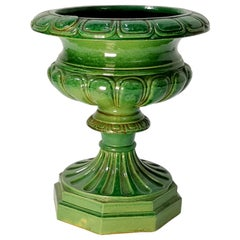 Rare Zsolnay Glazed Ceramic Turn of the Century Cachepot