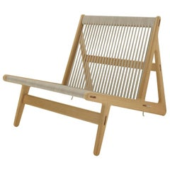 Rasmussen MR01 Initial Chair in Oak for Gubi