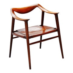 Rastad and Relling Bambi Armchair Gustav Bahus Norway, 1950