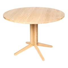 Rata Round Oak Table