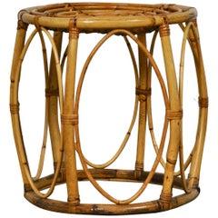 Rattan stool 1960S