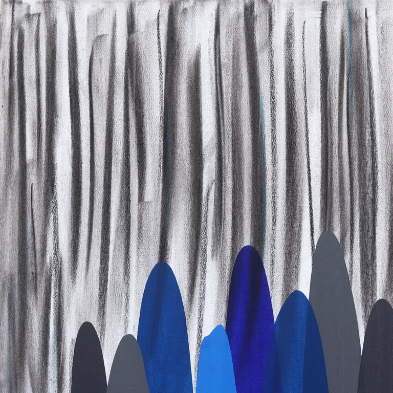 Poems LXXXV - Contemporary Painting by Raul de la Torre