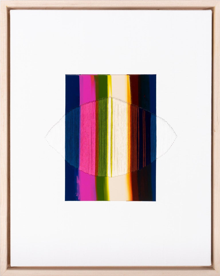 Raul de la Torre Abstract Painting - Brooklyn: I Like Shifting Periods