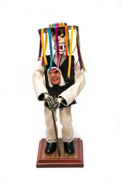 6'' Viejito Danzando / Mexican Folk Art Carton Sculpture