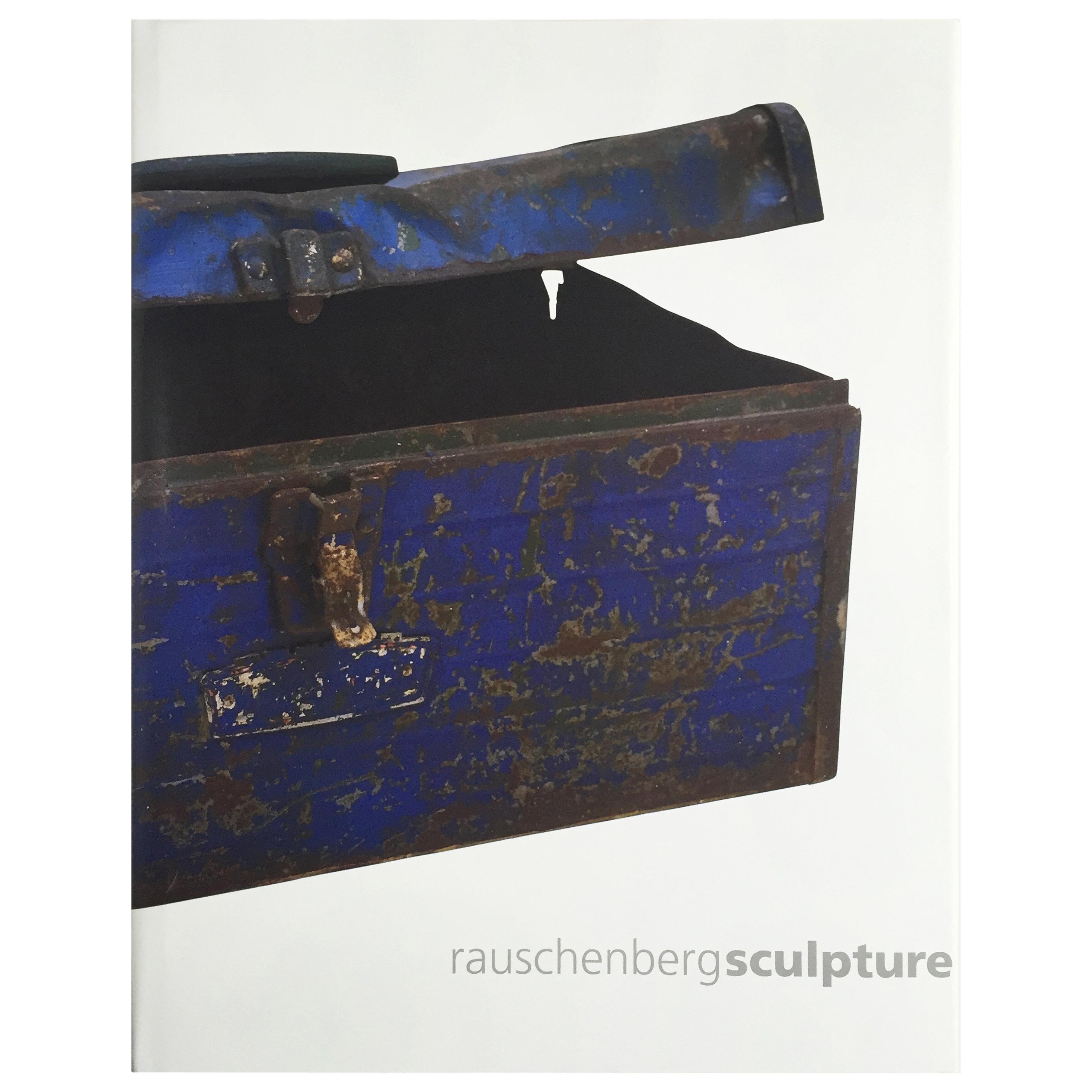 Rauschenberg Sculpture, Julia Terrell First Edition, 1995