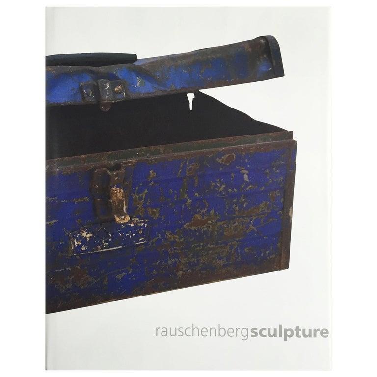 Rauschenberg Sculpture, Julia Terrell First Edition, 1995 For Sale