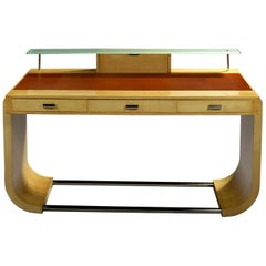 Raval & Bertrand, Sycamore Lady's Desk, 1931