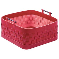 Ravenna Large Short Square Basket
