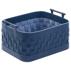 Ravenna Small Short Rectangular Basket