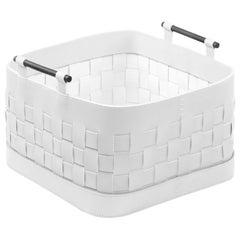 Ravenna Small Short Square Basket
