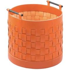 Ravenna Small Tall Round Basket