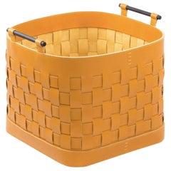 Ravenna Small Tall Square Basket