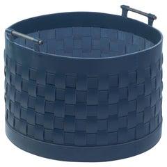 Ravenna Tall Large Round Basket