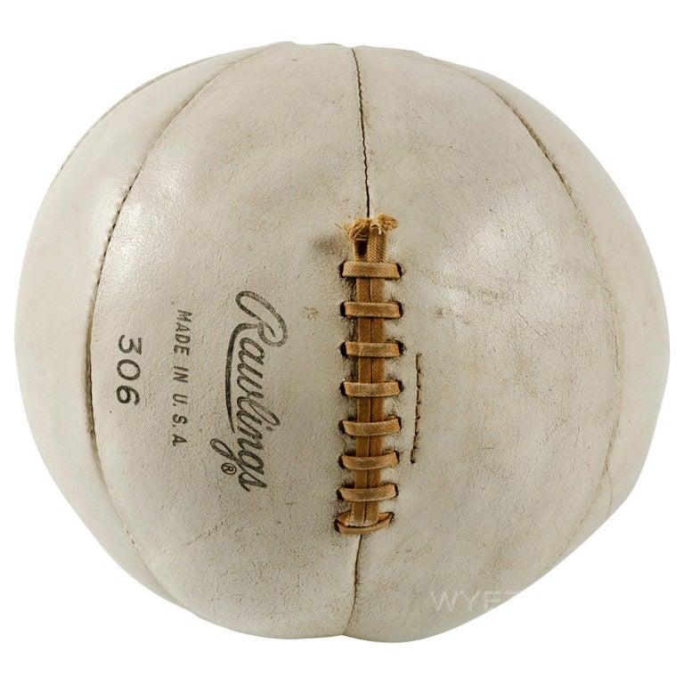 Rawlings 306 Medicine Ball For Sale