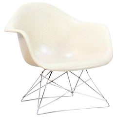 Ray and Charles Eames Lar Fiberglass Original Cats Cradle Chair by Herman Miller