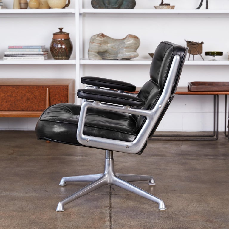 American Eames Time Life Lobby Chair for Herman Miller
