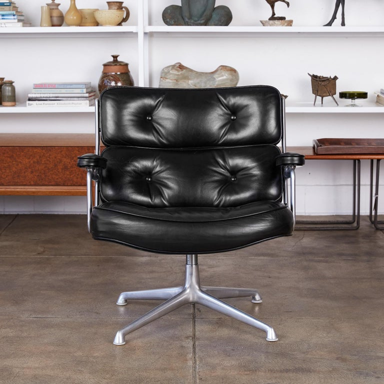 Mid-Century Modern Eames Time Life Lobby Chair for Herman Miller