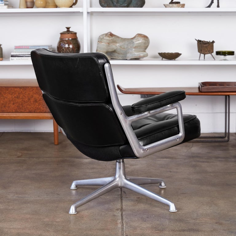 20th Century Eames Time Life Lobby Chair for Herman Miller