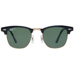Ray-Ban Mint Unisex Black Sunglasses RB3016 901/58 49 49-21-140 mm