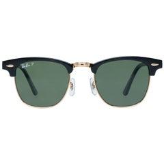 Ray-Ban Mint Unisex Black Sunglasses RB3016 901/58 49 49-21-140 mm