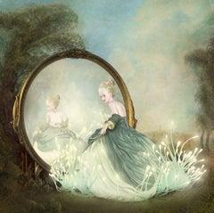 Innamorati, surrealistic, baroque, dress, modern, 21 century